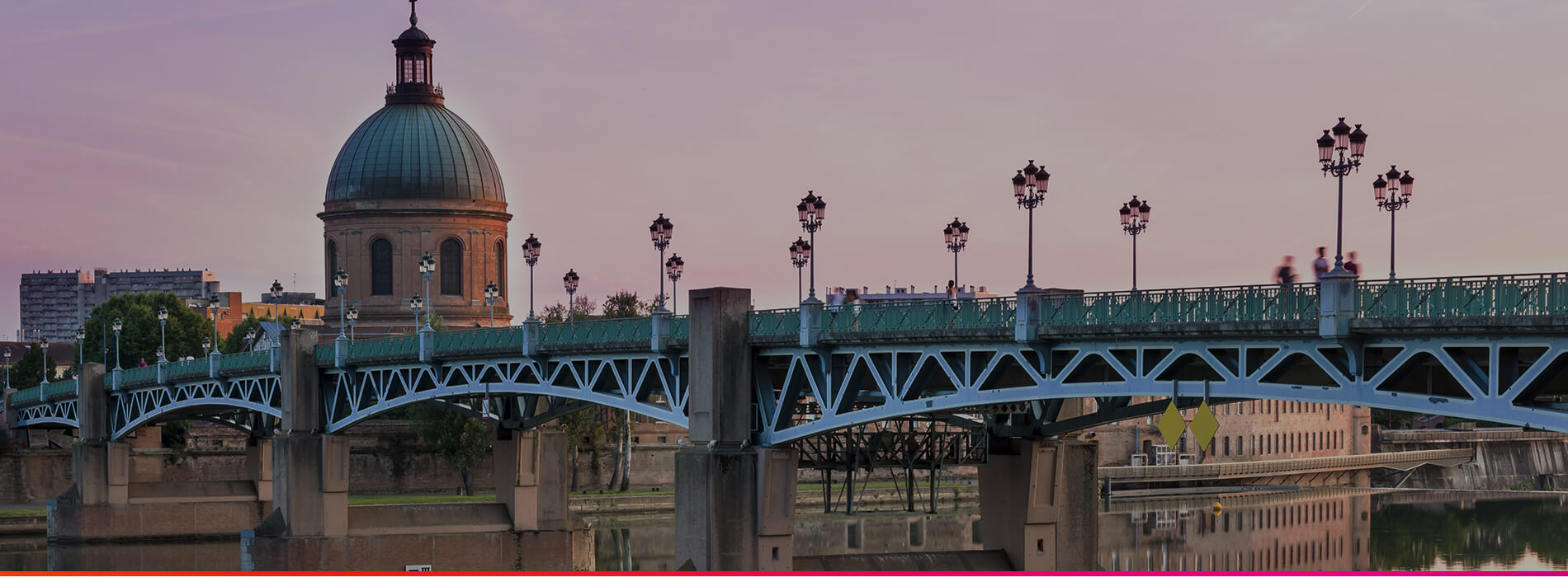 Toulouse Welcome - Slider Accueil - Toulouse
