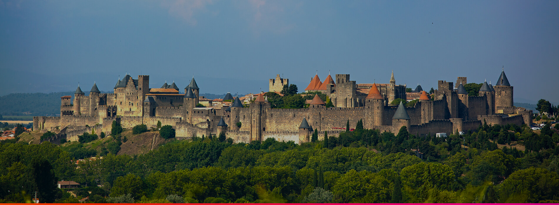 Toulouse Welcome - Slider Accueil - Sud Ouest Carcassonne