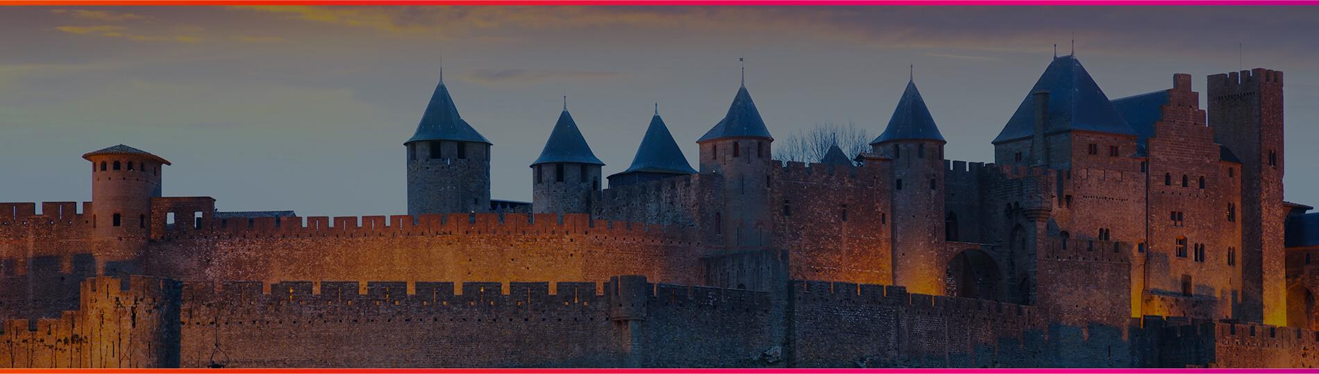 Toulouse Welcome - Encart Carcassonne Château Comtal