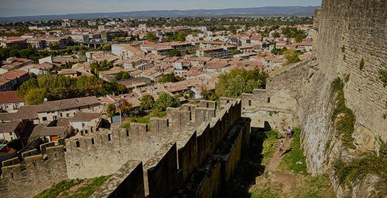 Toulouse Welcome - Visuel Présentation Carcassonne